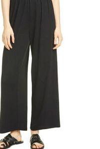 Vince wide leg pants sz 8 black trousers